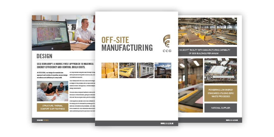 Off-Site Manufacturing