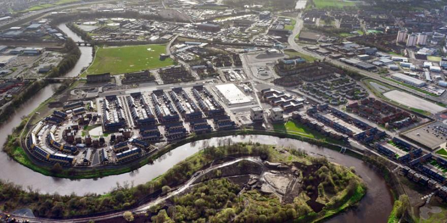 The Athletes' Village, Dalmarnock