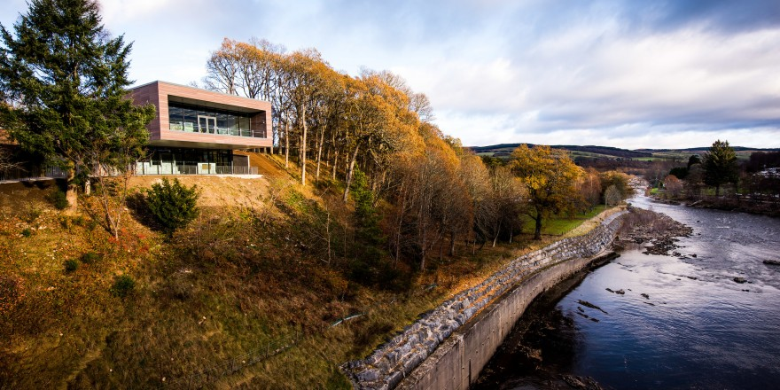 Pitlochry Dam Visitor Centre, Perthshire