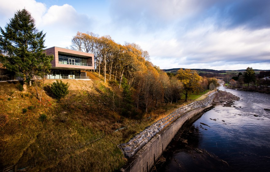 SSE Visitors Centre, Pitlochry, November 2016.   Copyright 2016 All rights protected.  photographers contact details Fraser Band     07984 163 256