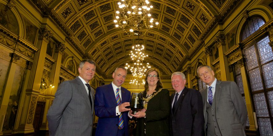CITY LEGACY HONOURED BY GLASGOW CITY COUNCIL