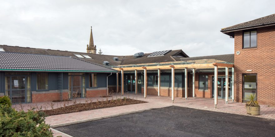 ST ANDREW'S HOSPICE, AIRDRIE