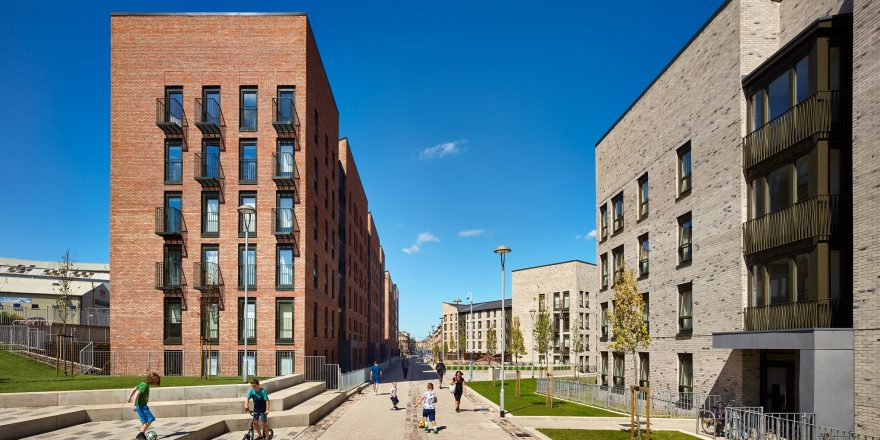 CCG PROJECT WINS HOMES FOR SCOTLAND AWARD