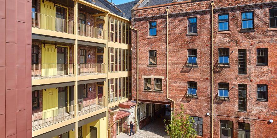 BELL STREET, GLASGOW – WINDOWS AND DOORS