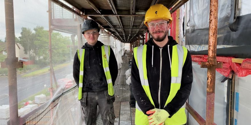 SITE TRADE APPRENTICES