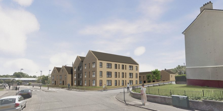 NEW HOMES TO TAKE SHAPE ACROSS TWO SITES IN GLASGOW'S SOUTHSIDE