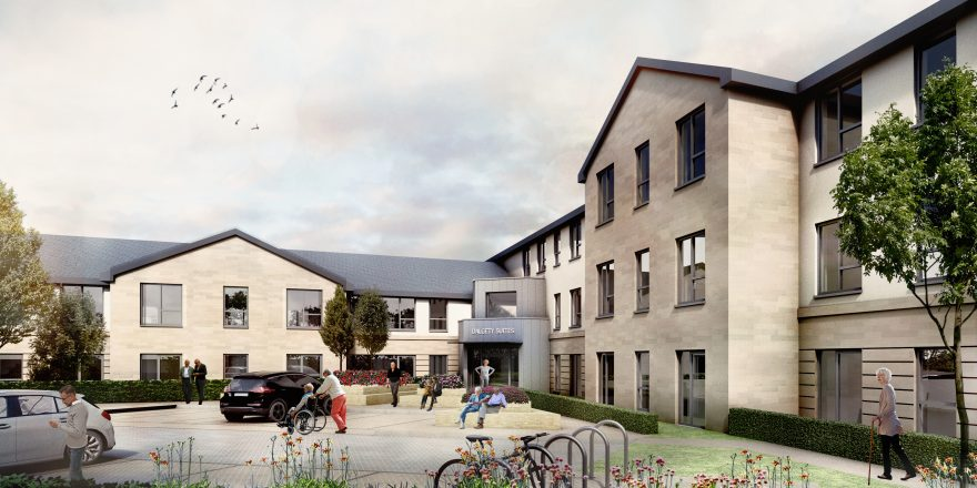 PLANS SUBMITTED FOR NEW LUXURY CARE HOME IN DALGETY BAY