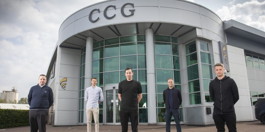 CCG SUMMER RECRUITMENT DRIVE WELCOMES NEW TRAINEES